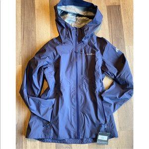 Eddie Bauer BC Dura 3L women's Jacket NEW Medium